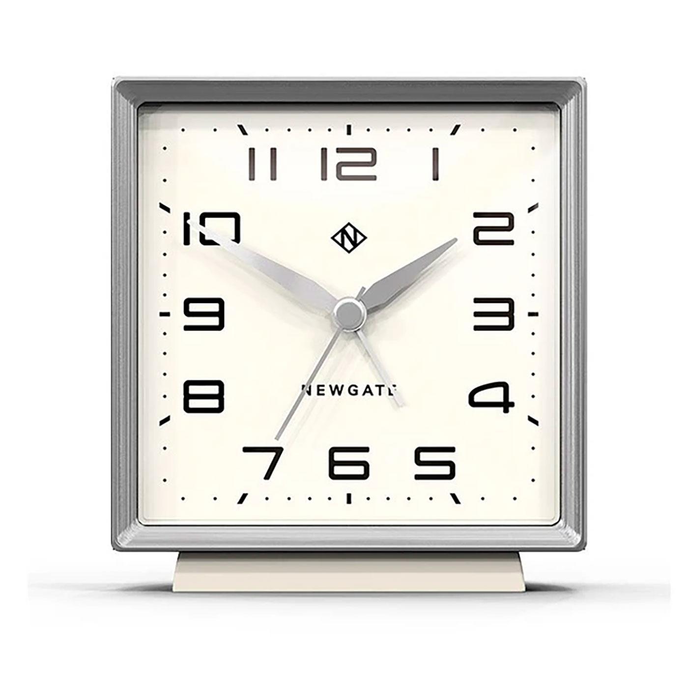 Skyscraper NEWGATE CLOCKS Retro Alarm Clock LG