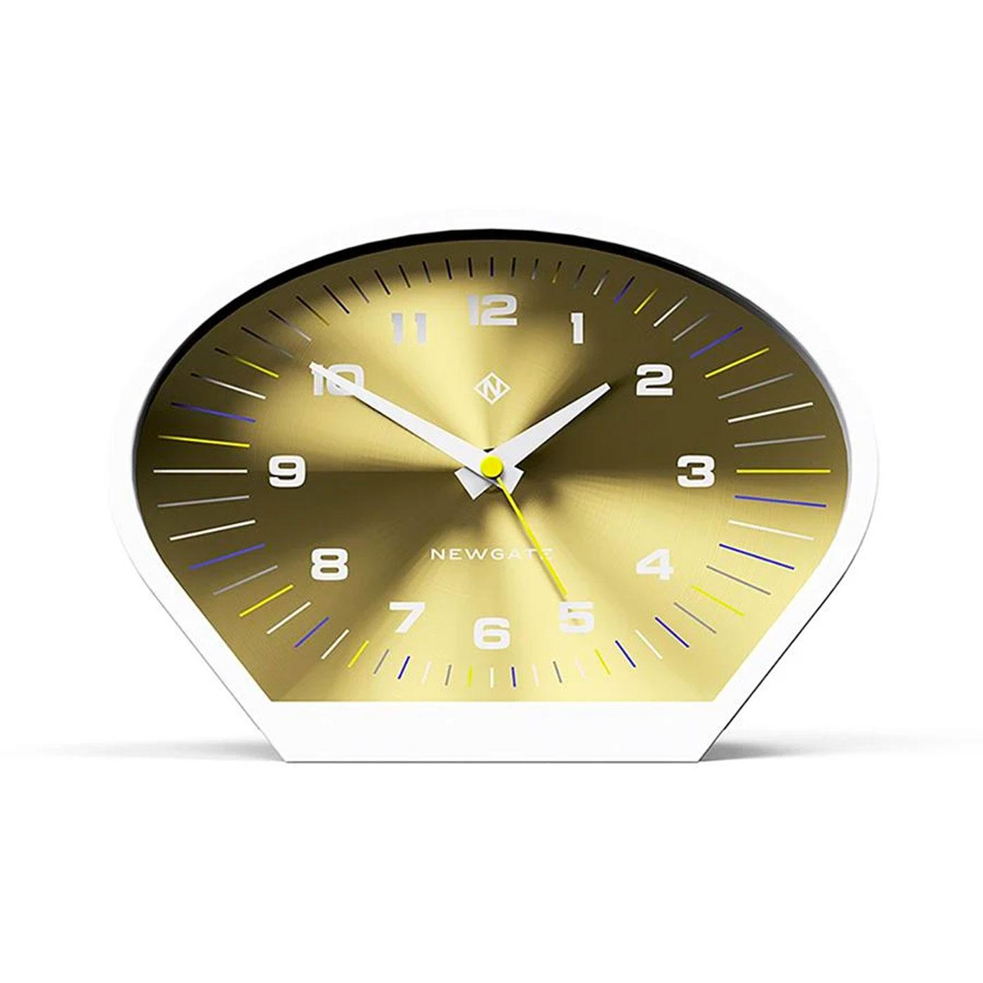 Space Cowboy NEWGATE CLOCKS Retro Mantel Clock