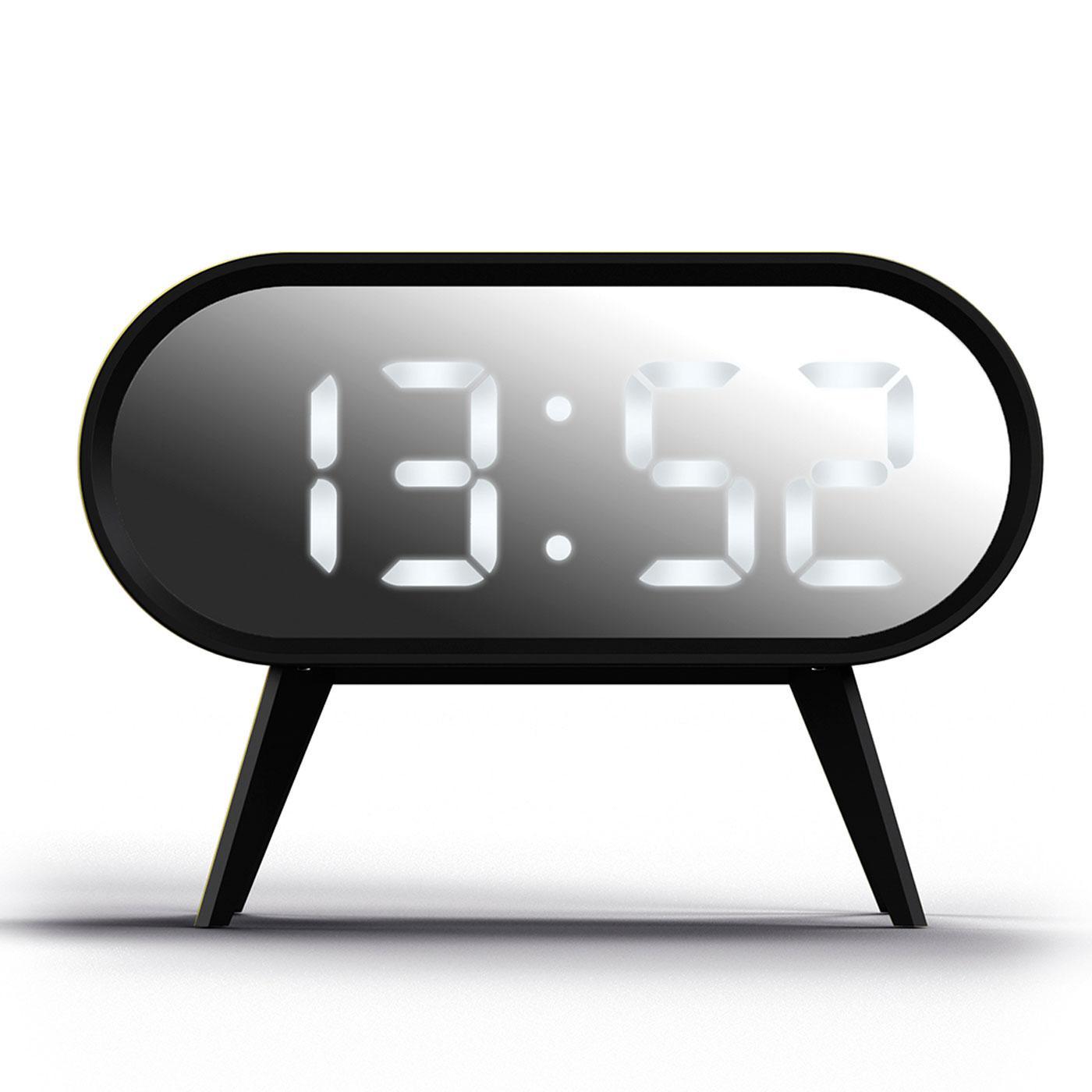 SPACE HOTEL BY NEWGATE CLOCKS Cyborg Alarm Clock