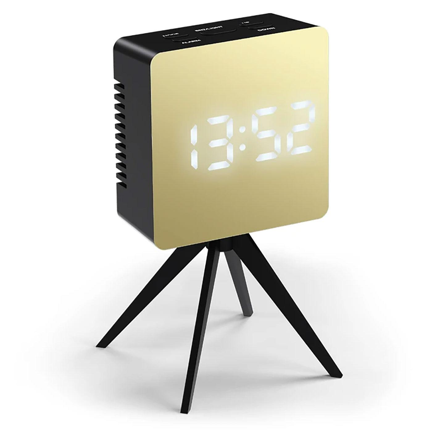 SPACE HOTEL BY NEWGATE CLOCKS Droid Alarm Clock
