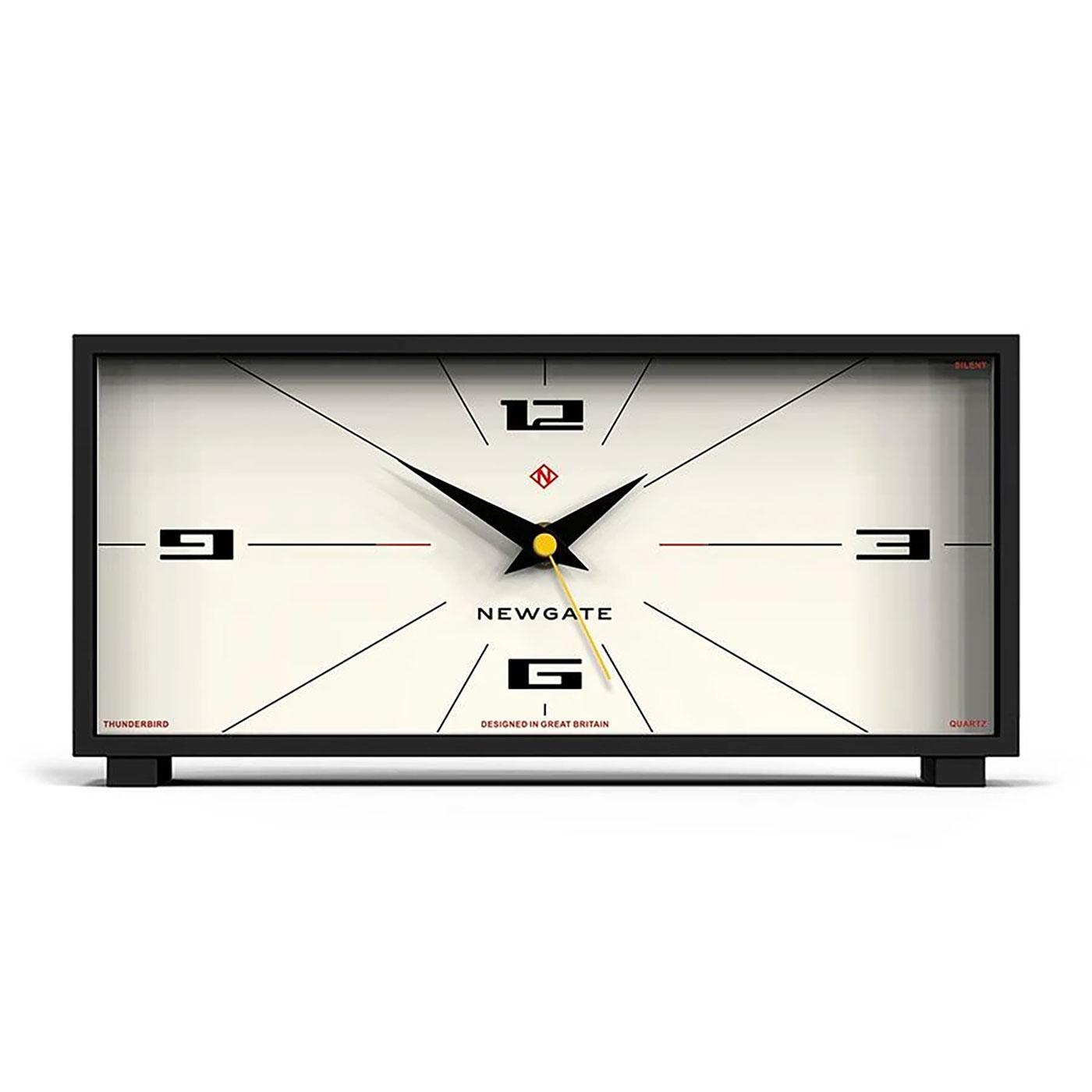 Thunderbird NEWGATE CLOCKS Retro Mantel Clock