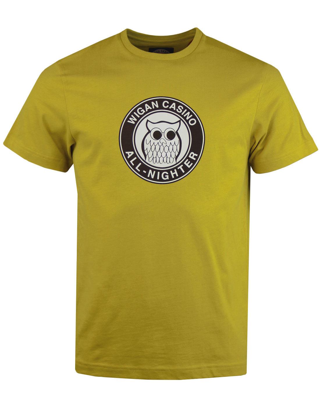 Wigan casino night owl t-shirt barcelona casino dress code