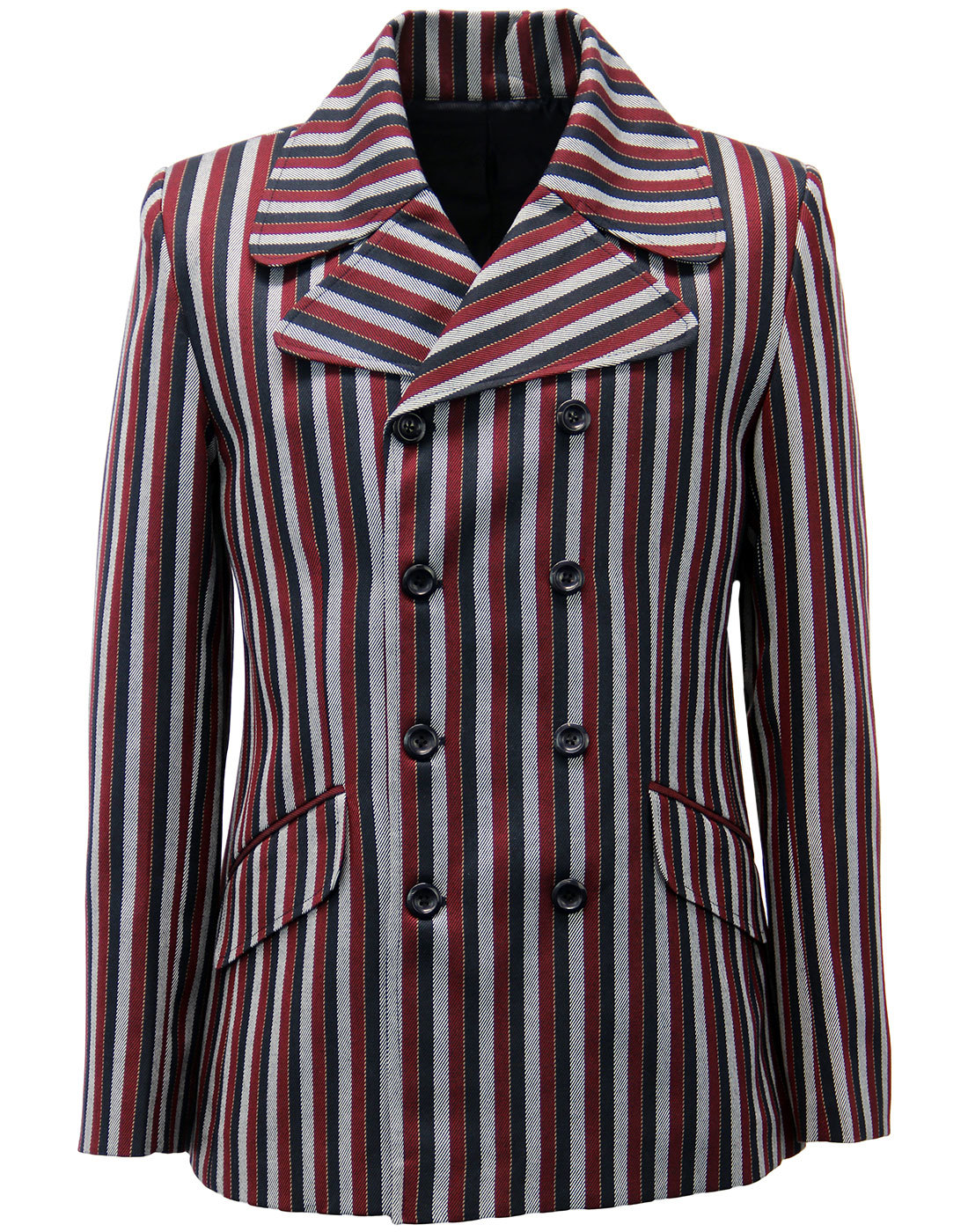 Tampa MADCAP ENGLAND Mod Double Breasted Blazer