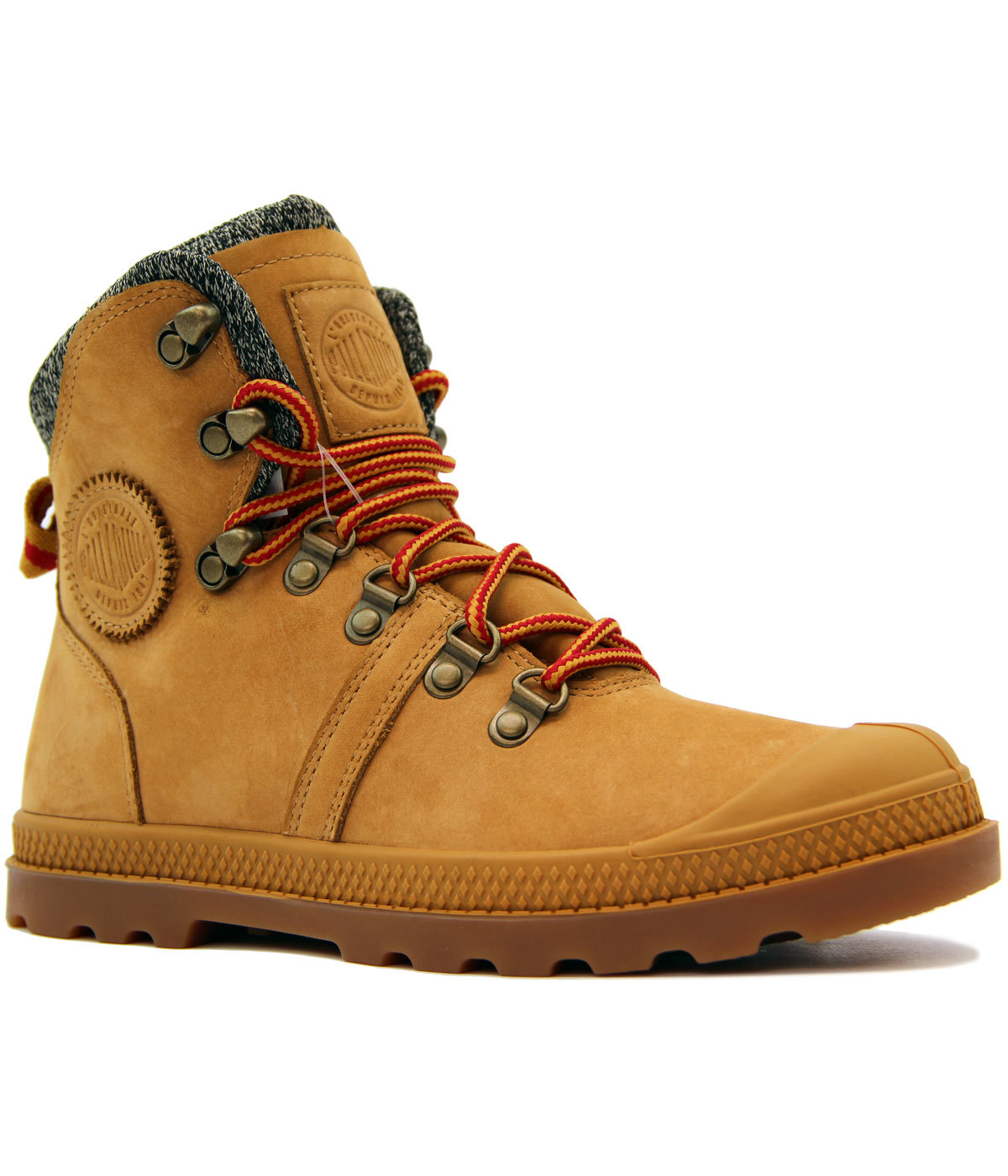 Pallabrouse Hikr LP PALLADIUM Retro Hiking Boots A