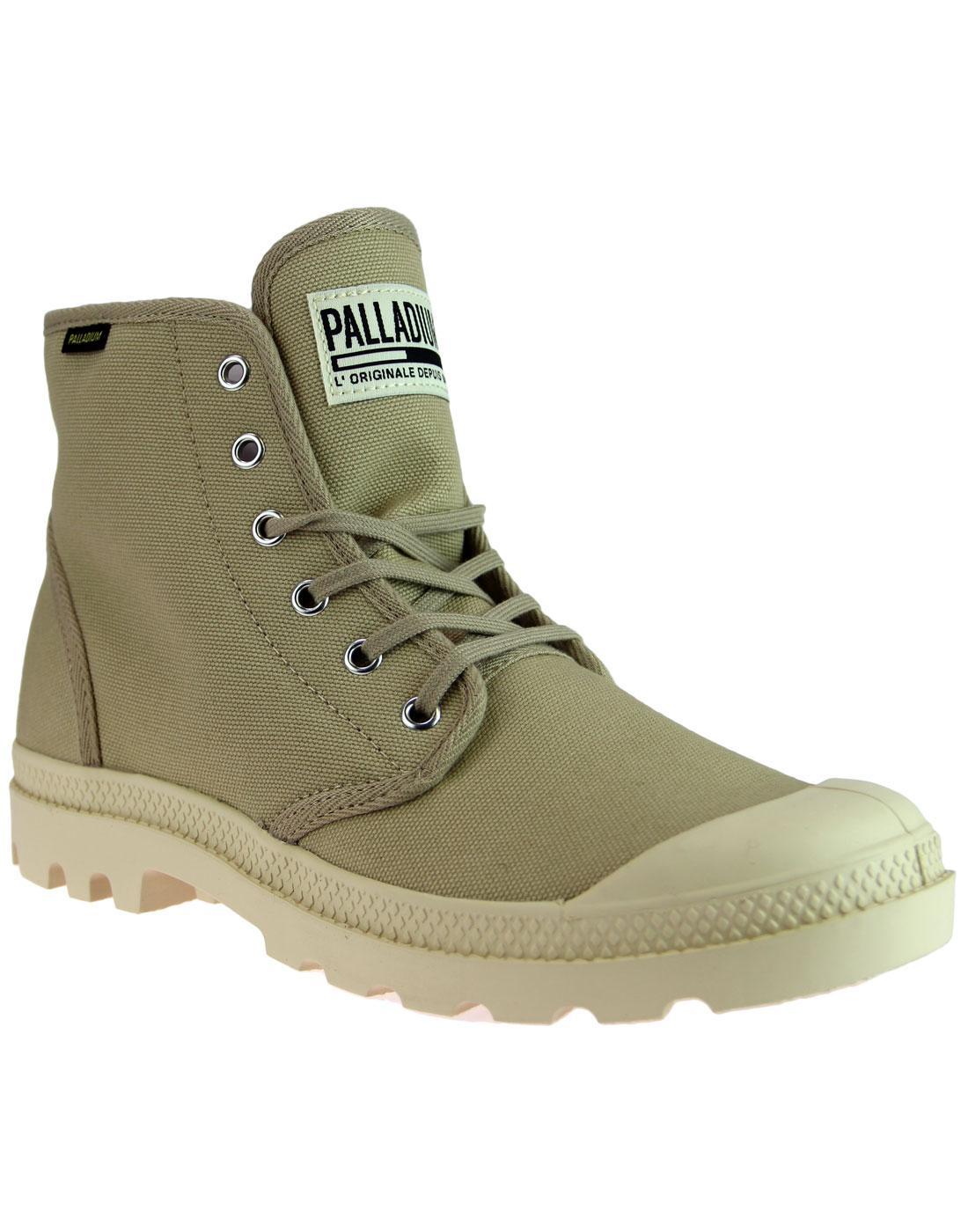 Pampa Hi Original PALLADIUM Men's Canvas Boots S/E