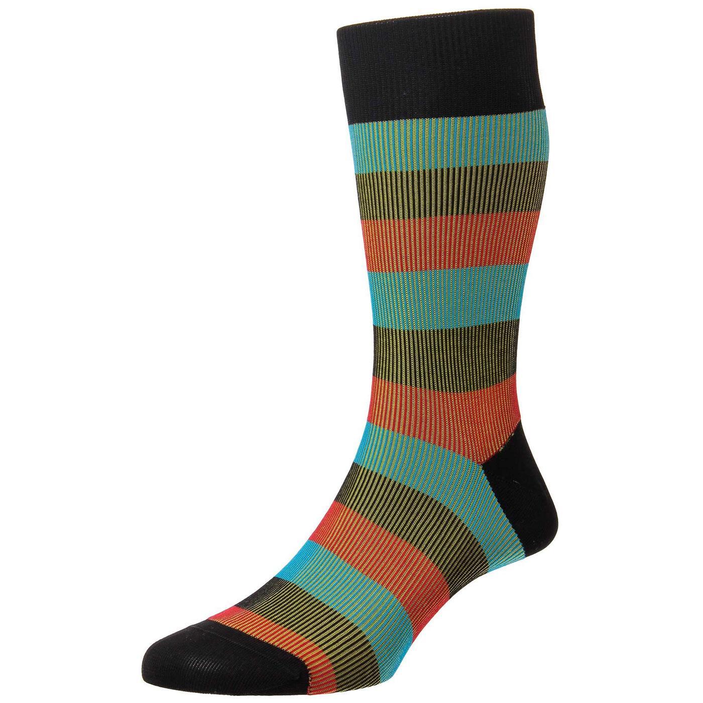 + Stirling PANTHERELLA Men's Tonic Effect Socks B