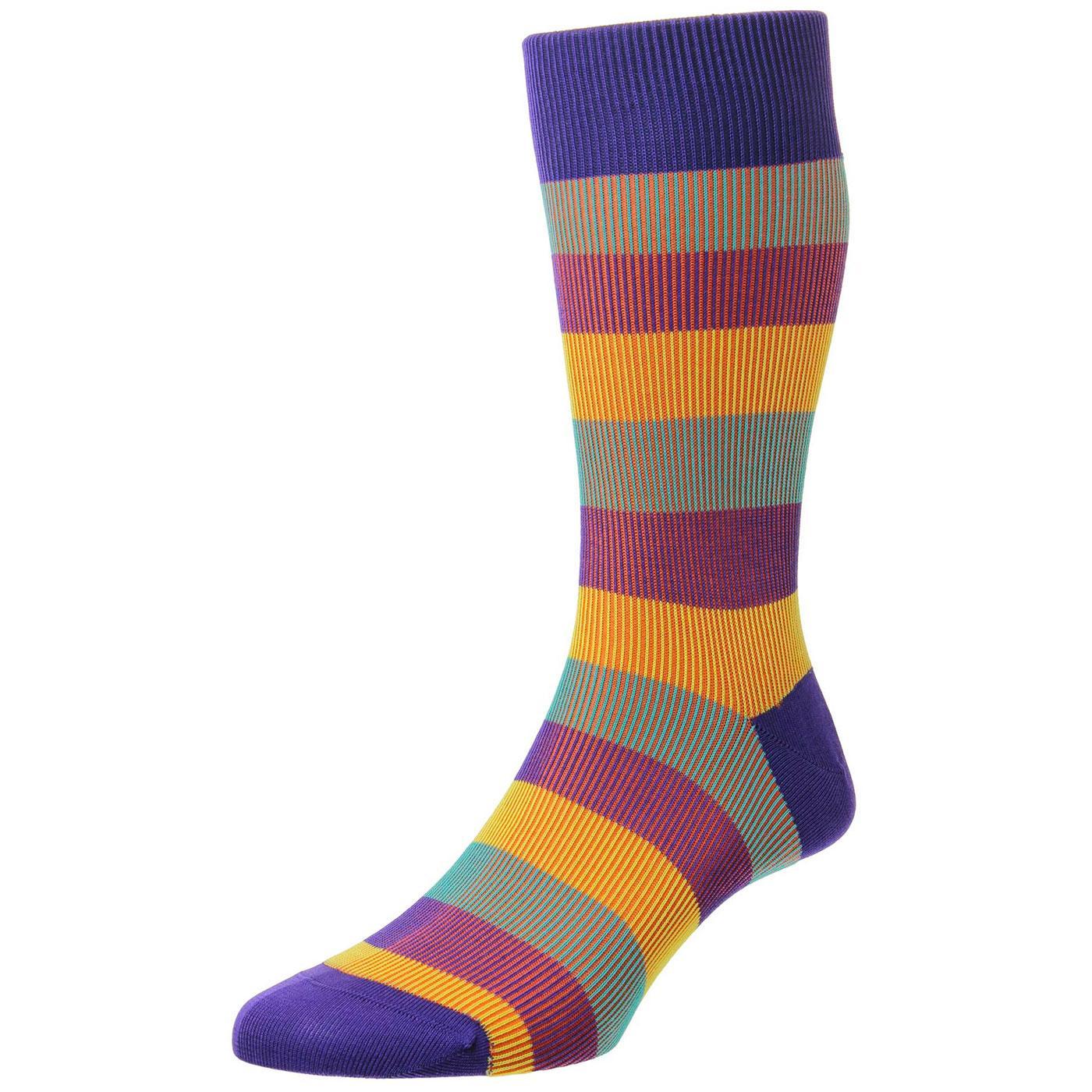 + Stirling PANTHERELLA Men's Tonic Effect Socks P