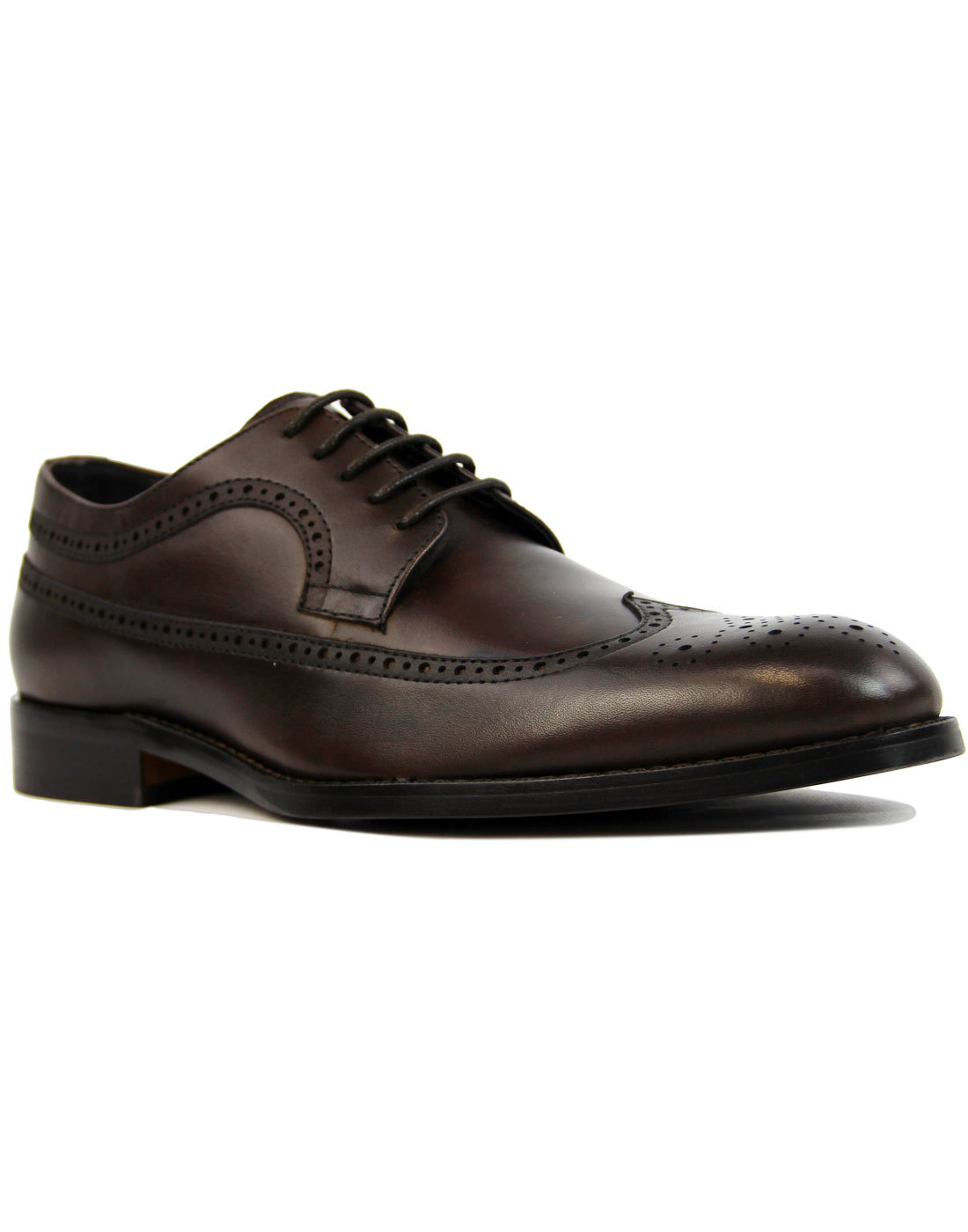 Ryan PAOLO VANDINI Mod Ivy League Wingtip Brogues