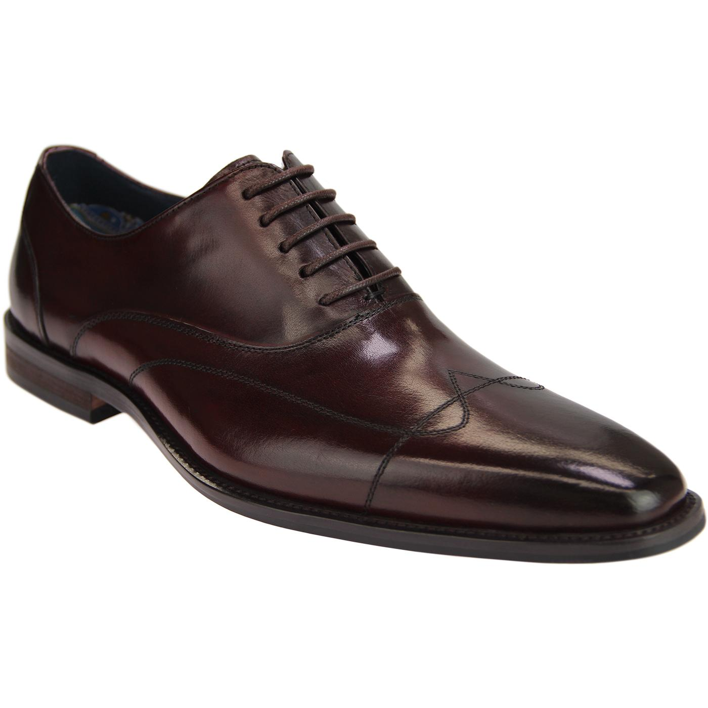 Dave PAOLO VANDINI Retro Stitched Wingtip shoes W