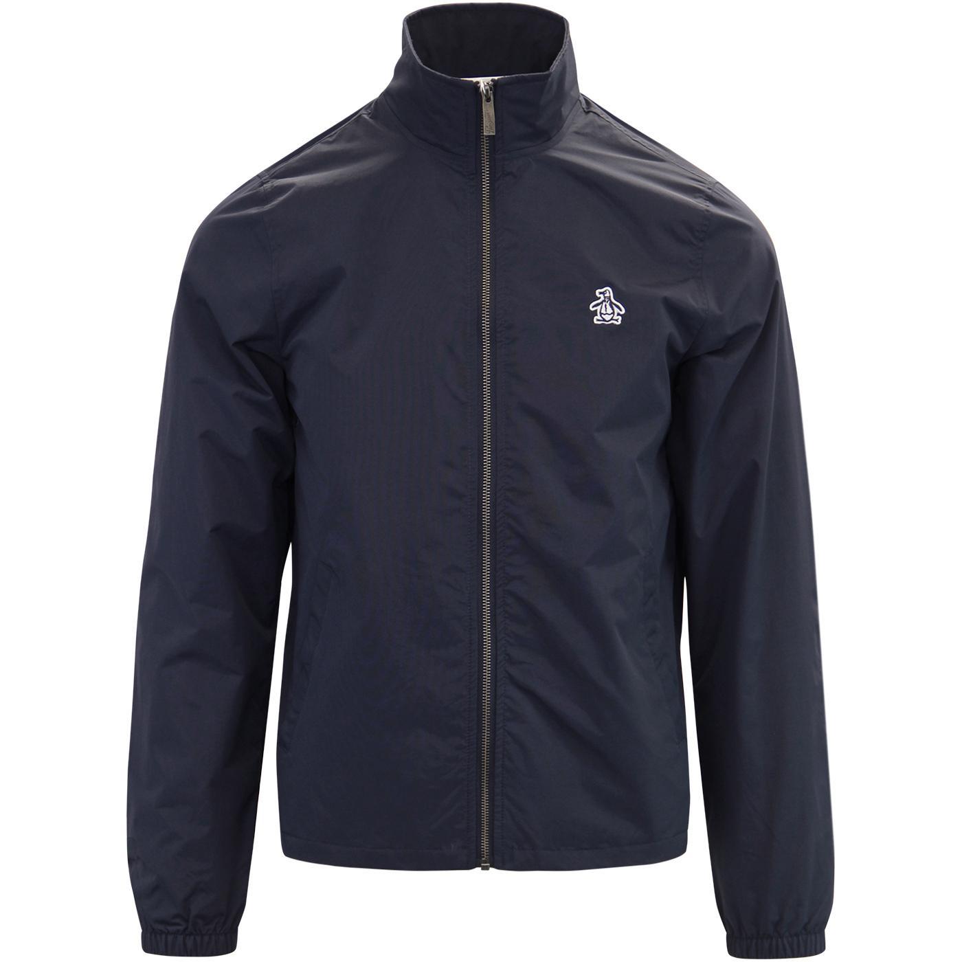 ORIGINAL PENGUIN Retro Indie Windcheater Jacket