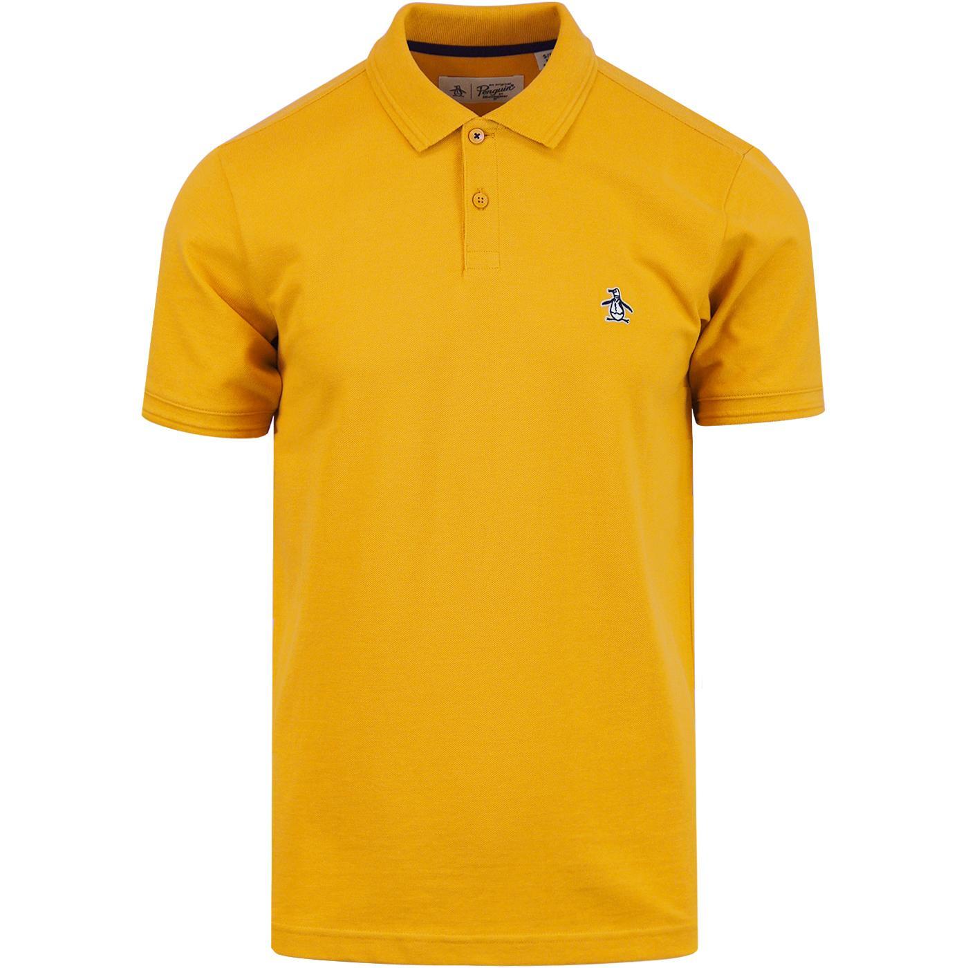 ORIGINAL PENGUIN Raised Rib Pique Polo Shirt HG