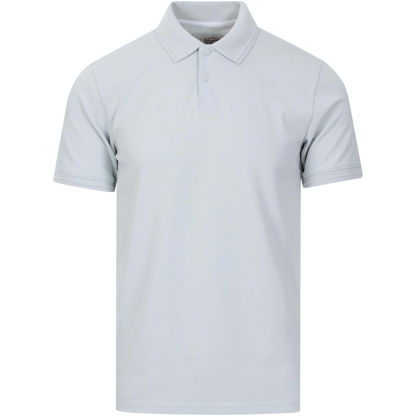 ORIGINAL PENGUIN Raised Rib Retro Mod Polo Shirt B