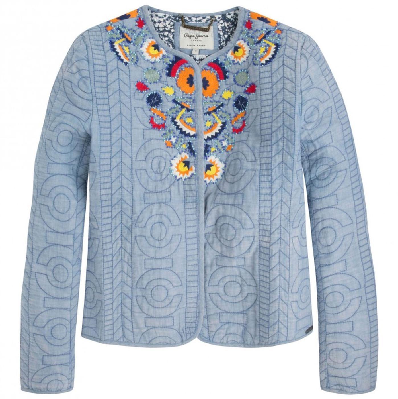 Best Place Online Womens Irene Long Sleeve Sweatshirt Pepe Jeans London Sale 100% Authentic Discount Best Wholesale tvAcuxrz