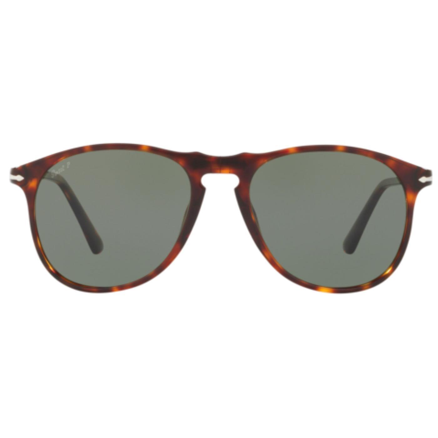 649 Series PERSOL Polarised Sunglasses (Havana)