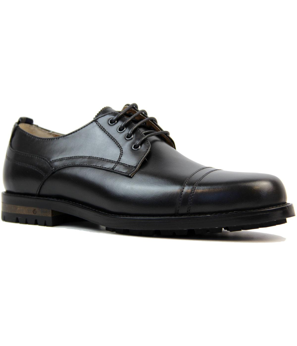 Hardy PETER WERTH Retro Mod Mens Derby Shoes