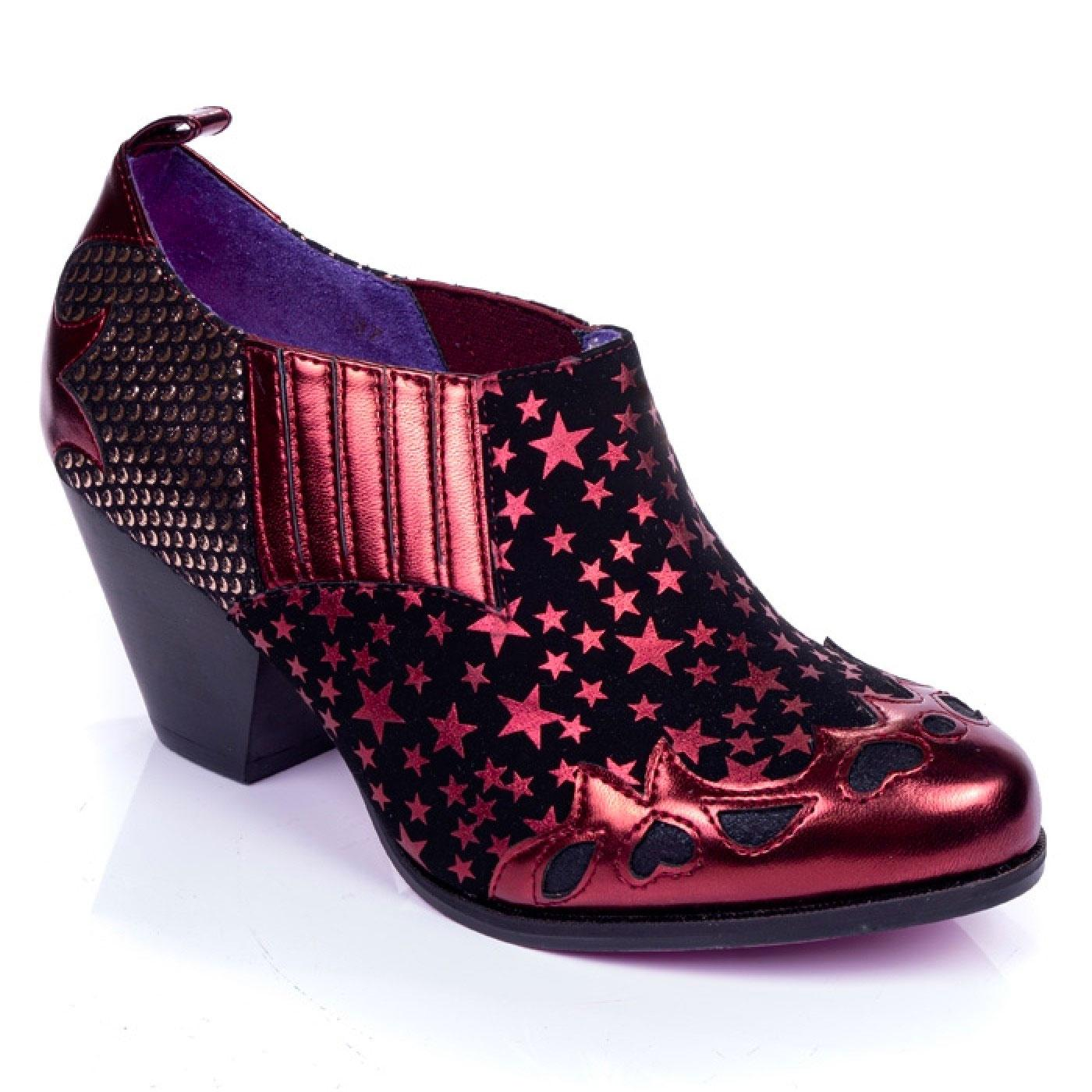 Barbarosa POETIC LICENCE Retro Star Heeled Boots B