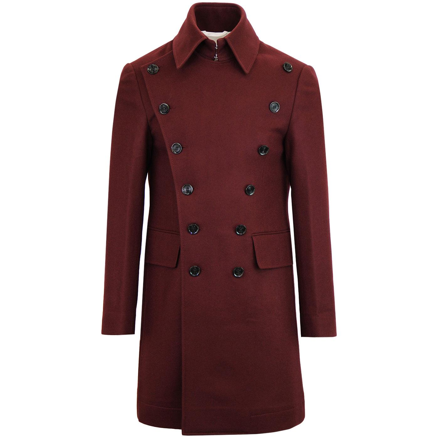 PRETTY GREEN x THE BEATLES George Harrison Coat R