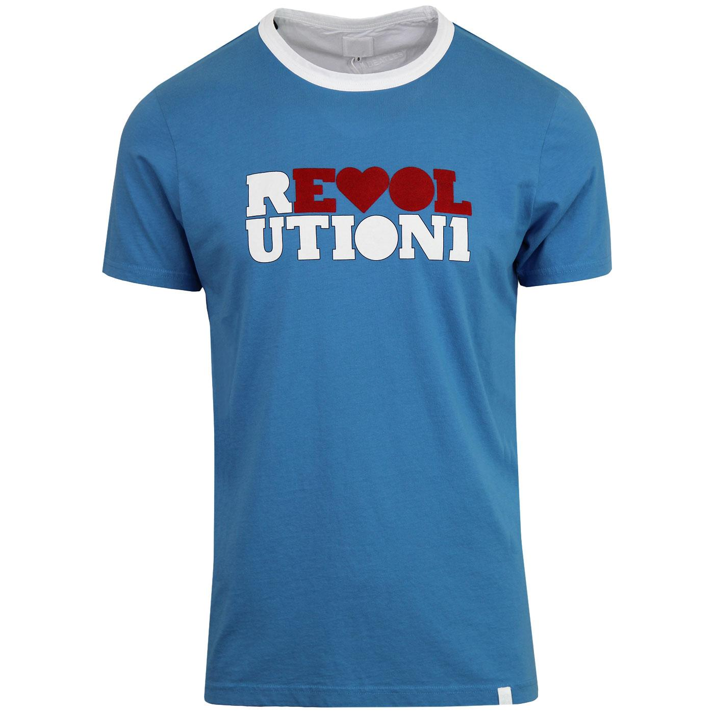 PRETTY GREEN x THE BEATLES Revolution1 T-Shirt B