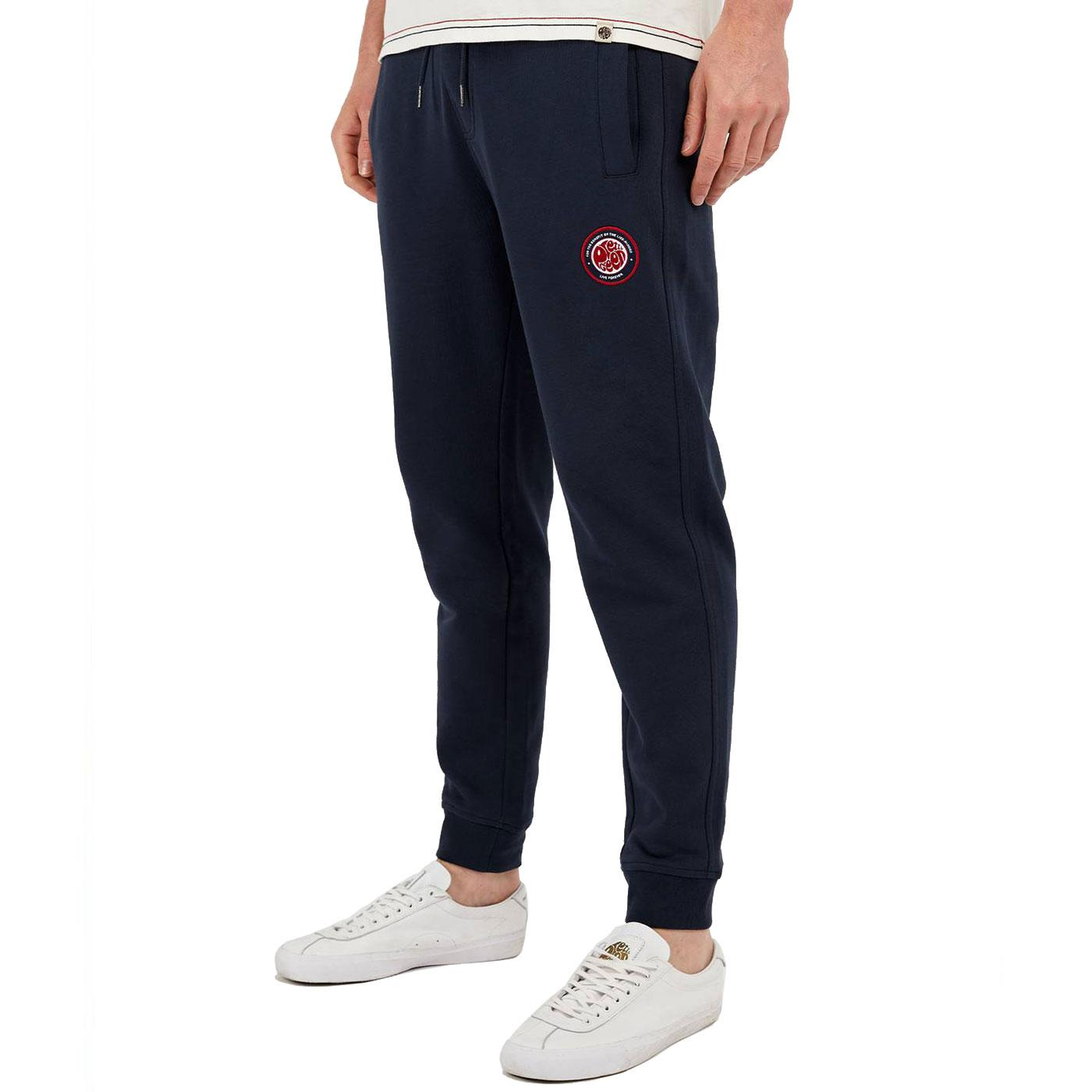 PRETTY GREEN Men's Like Minded Badge Sweat Pants