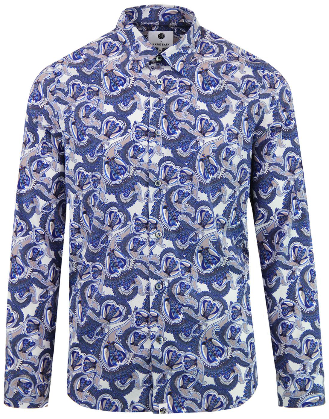 Pretty Green x Katie Eary Shirt
