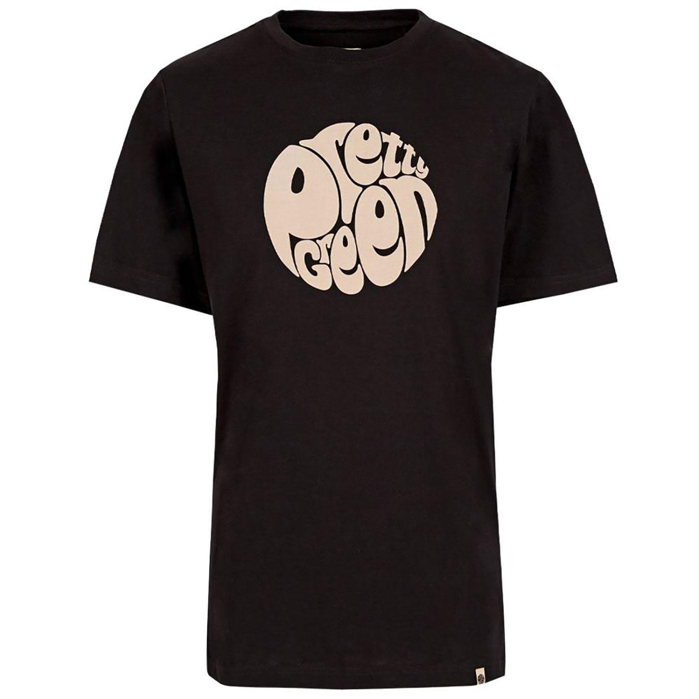 PRETTY GREEN Men's Classic Signature Logo T-Shirt