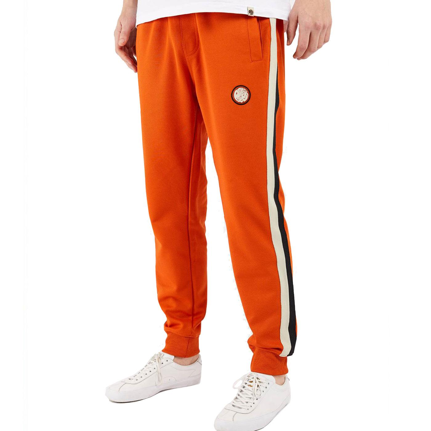PRETTY GREEN Men's Contrast Stripe Sweat Pants O