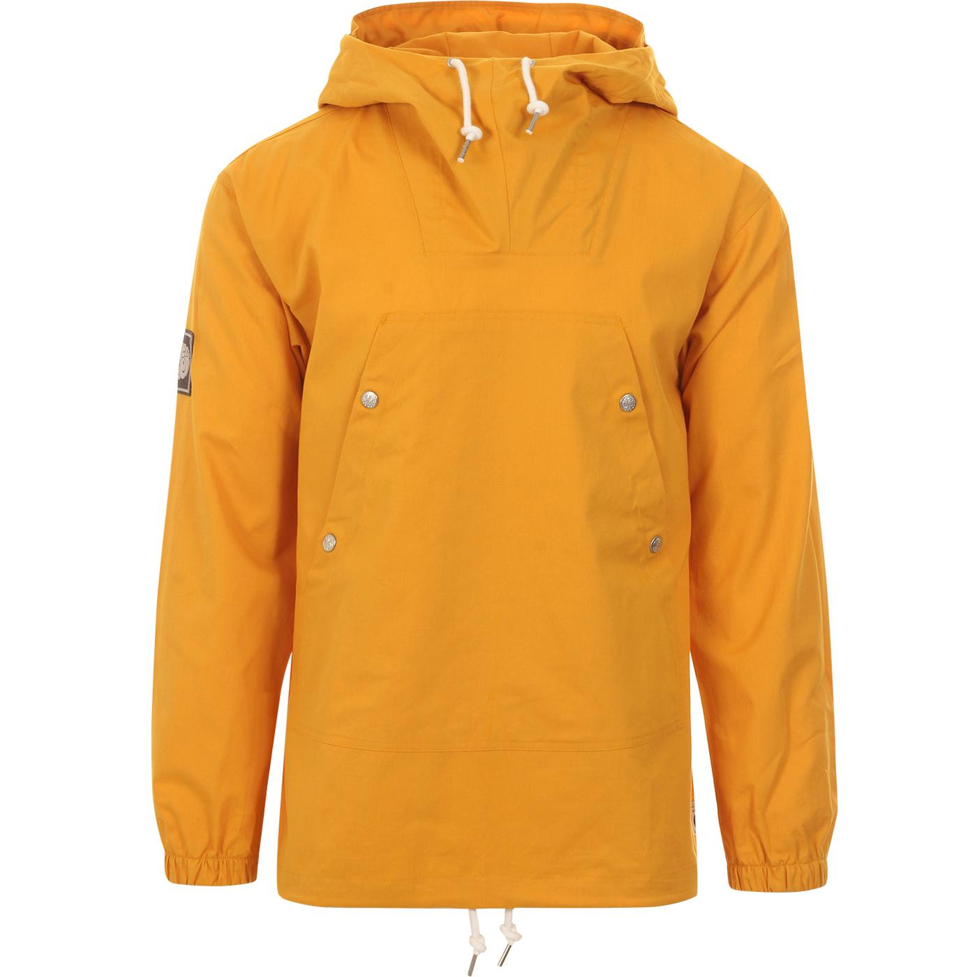 G20Q2MUOUT038 cotton overhead jacket orange