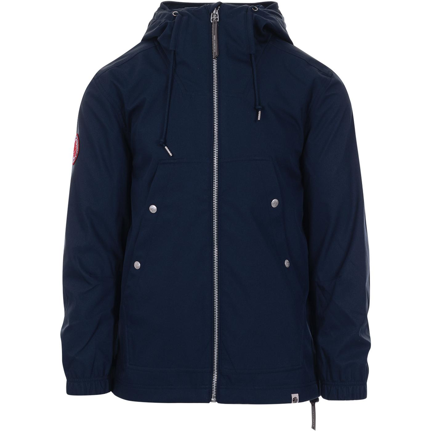 PRETTY GREEN 90s Likeminded Soft Shell Jacket (N)