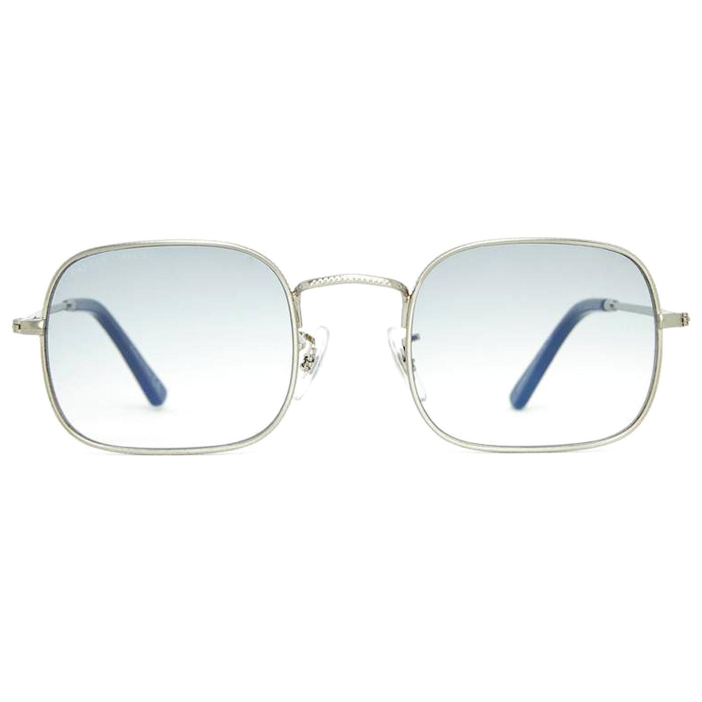 S20MU27000174 square sunglasses blue
