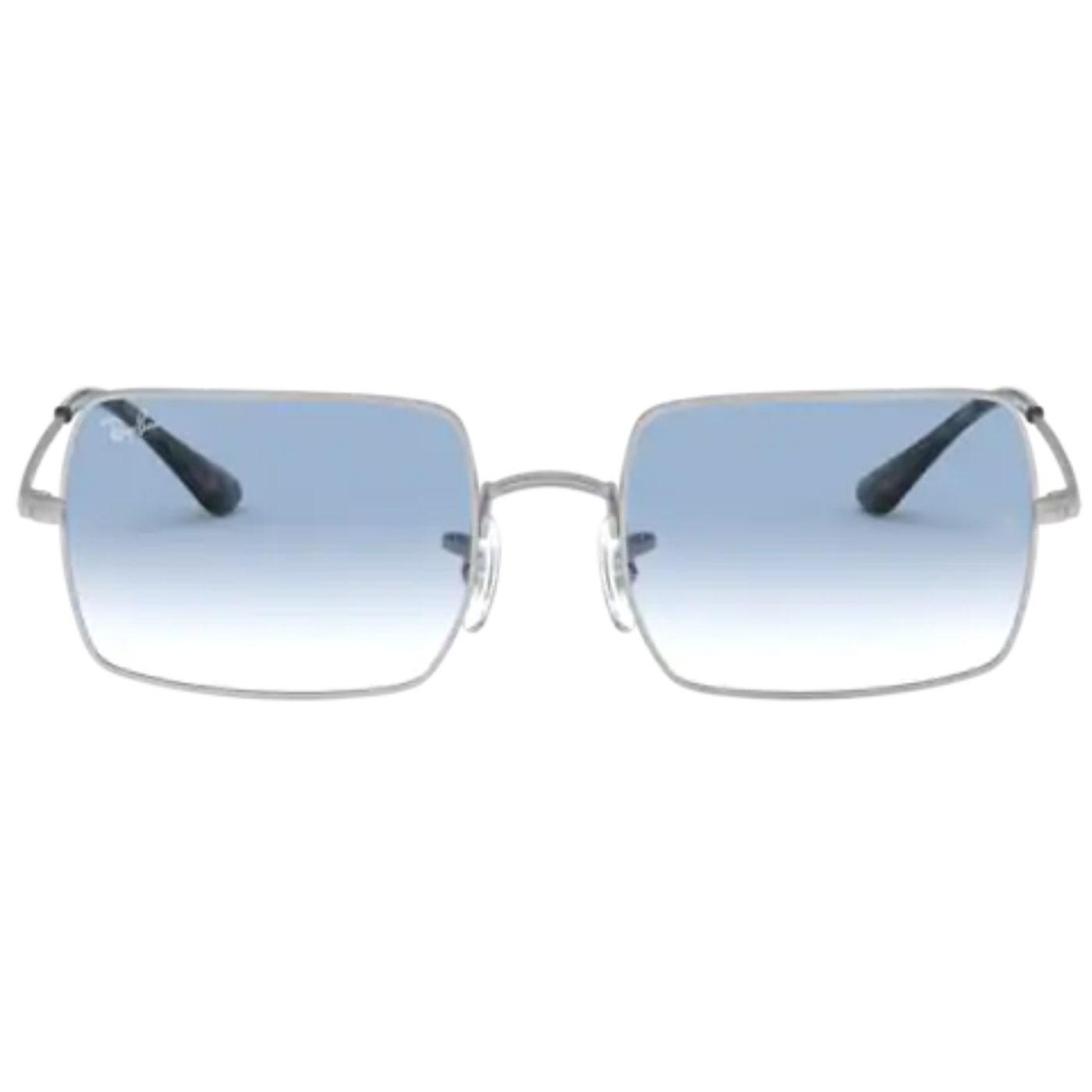 1969 RAY-BAN Retro 60s Rectangle Lens Sunglasses B