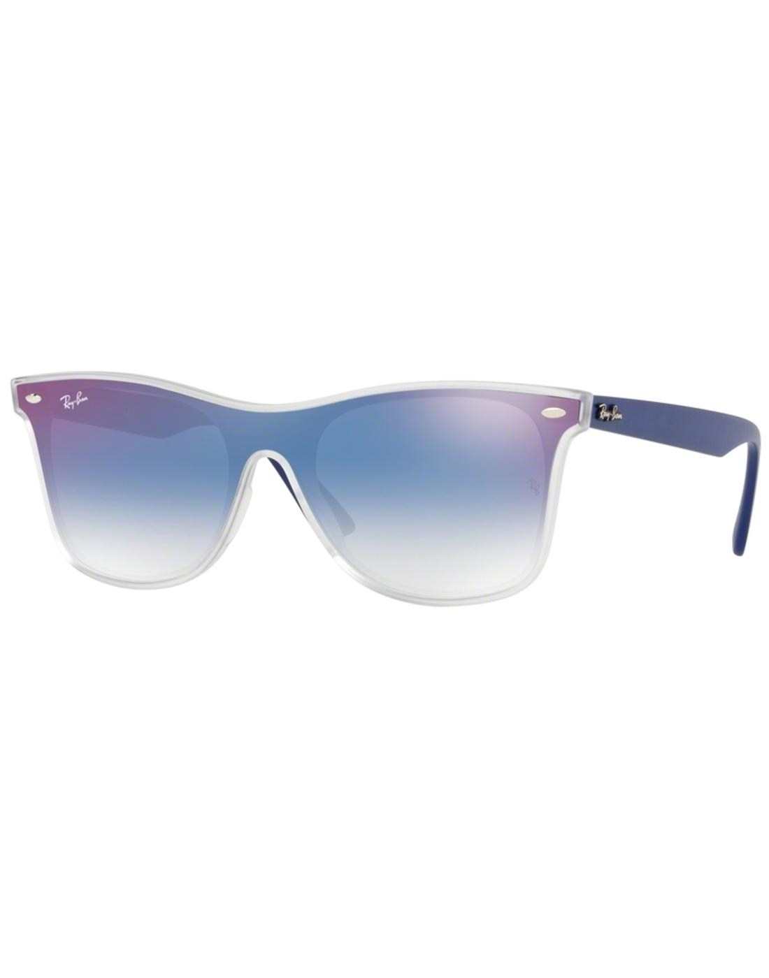 facd2ded2 czech blaze wayfarer ray ban mirror lens sunglasses blue ec146 4e54f
