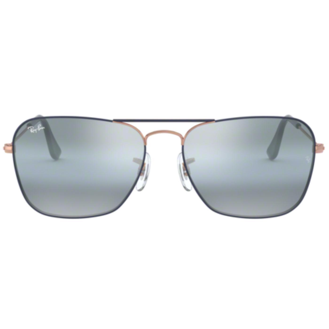 Caravan RAY-BAN Retro 50s Mod Sunglasses in Copper