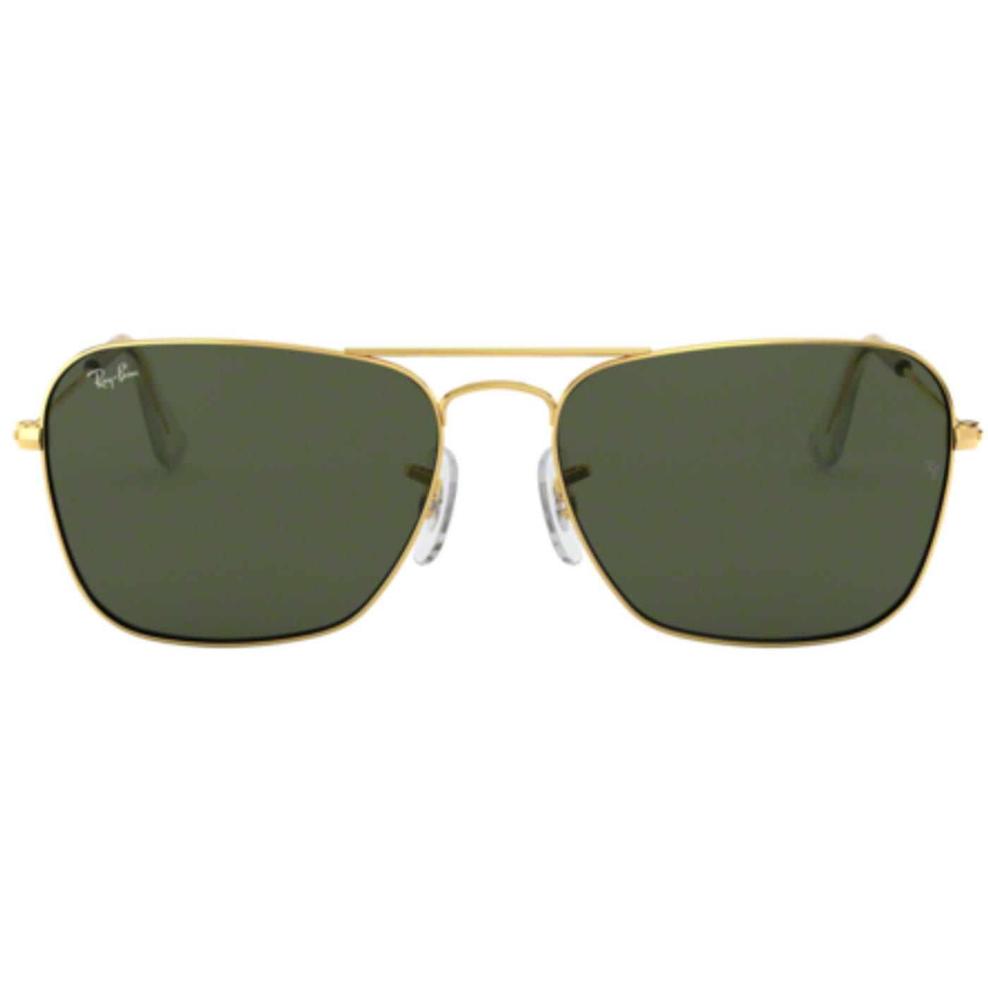Caravan RAY-BAN Retro 60s Mod Indie Sunglasses (G)