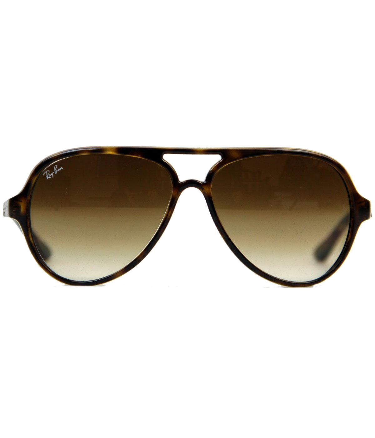 Cats 5000 Ray-Ban Retro Mod Aviator Sunglasses -Br