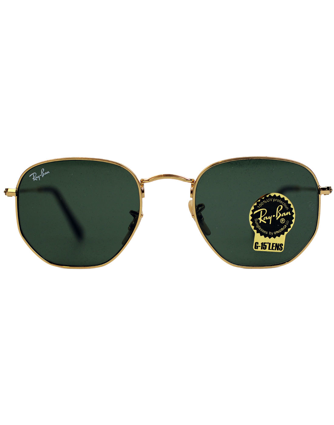 Hexagonal Round RAY-BAN Mod G-15 Lens Sunglasses