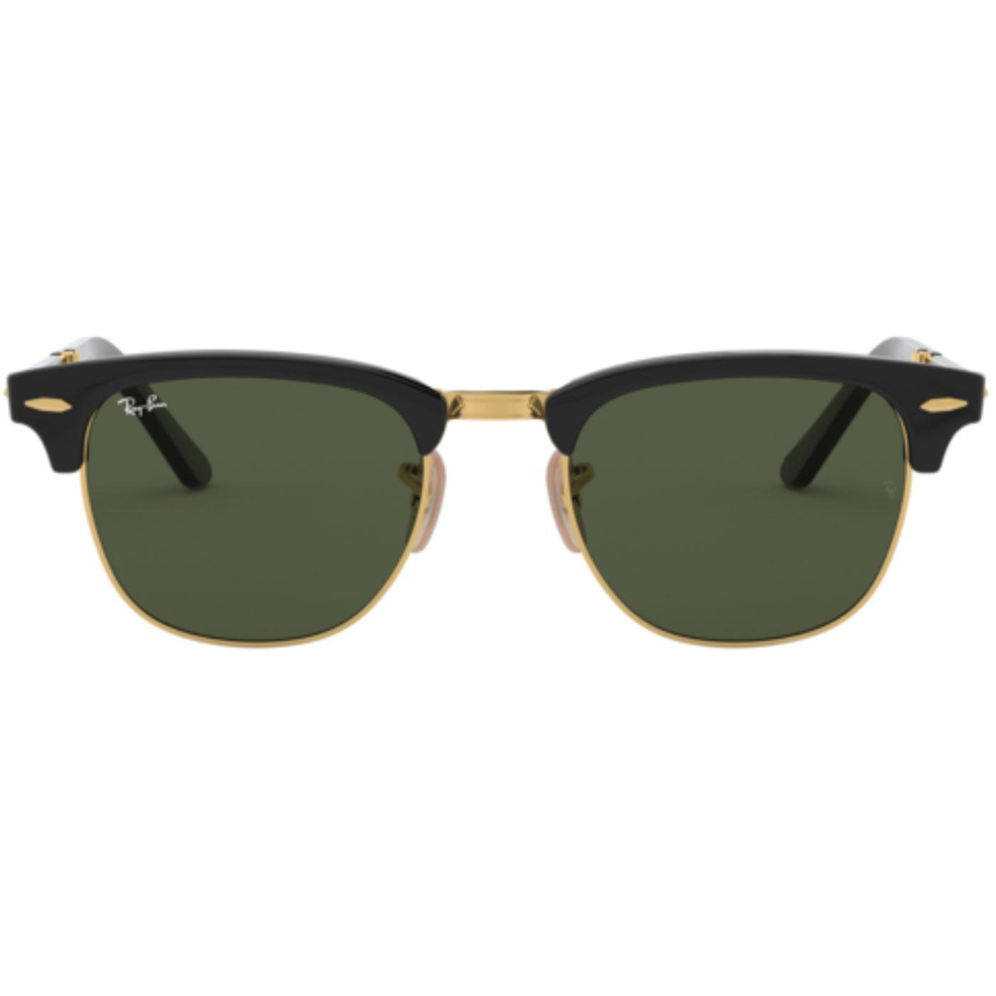Folding Clubmaster RAY-BAN Retro 50s Sunglasses