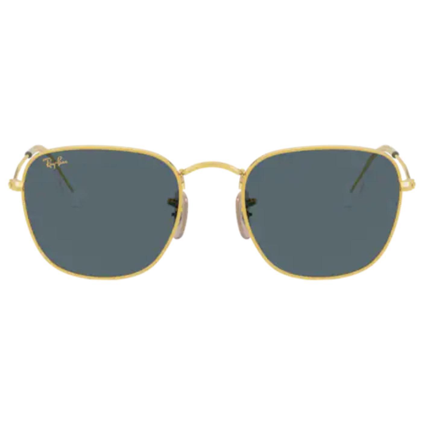 Frank RAY-BAN Men's Retro 90s Square Sunglasses GB