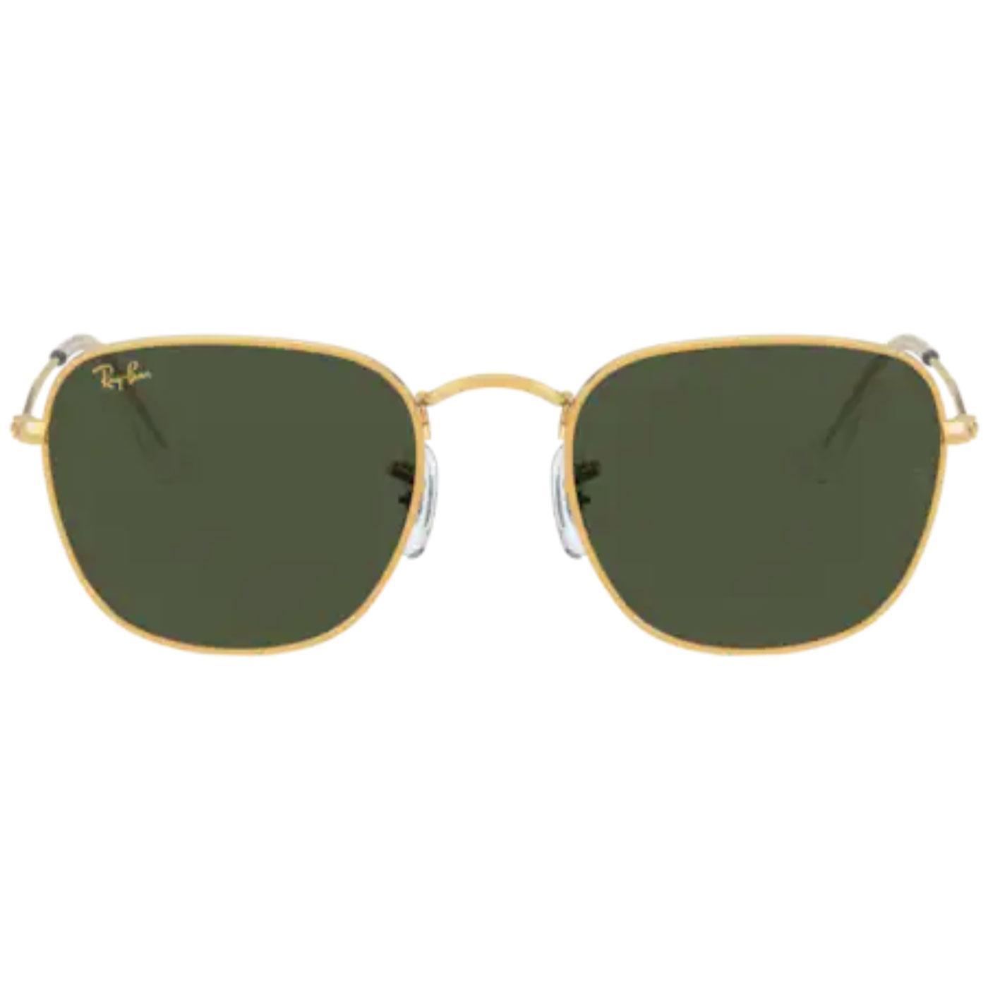 Frank RAY-BAN Men's Retro 90s Square Sunglasses GG