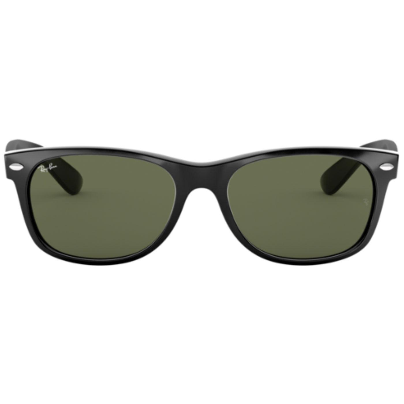 New Wayfarer RAY-BAN Retro Mod Sunglasses Black