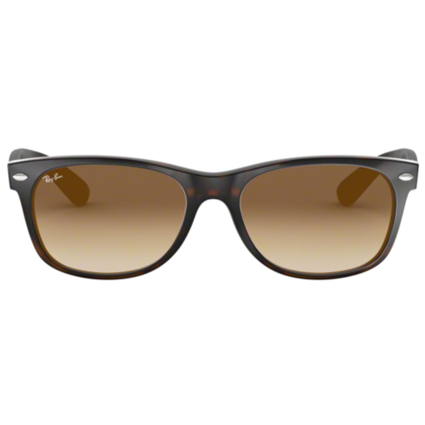 New Wayfarer RAY-BAN Retro 60s Sunglasses - Havana