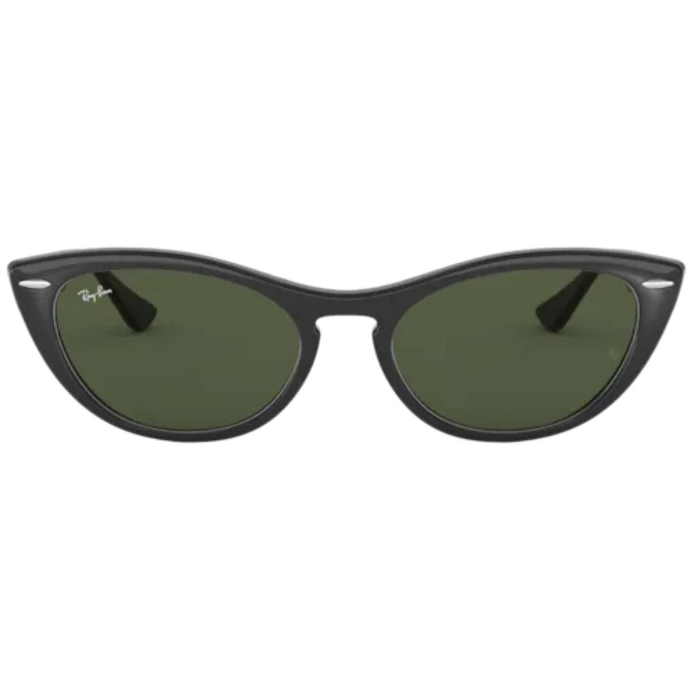 Nina RAY-BAN Women's Retro 60s Catseye Sunglasses