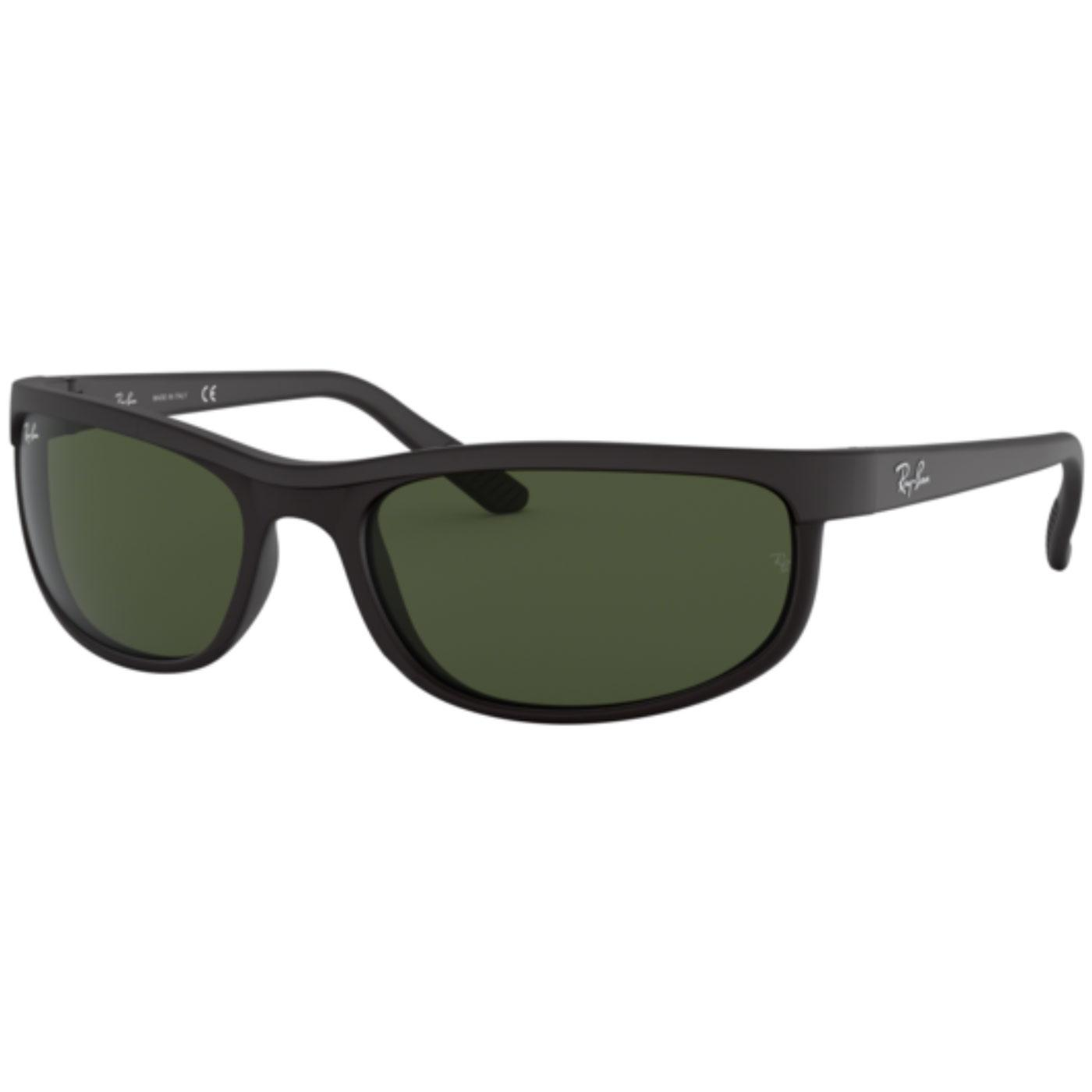 RAY-BAN Predator Retro Wrap Round G-15 Sunglasses