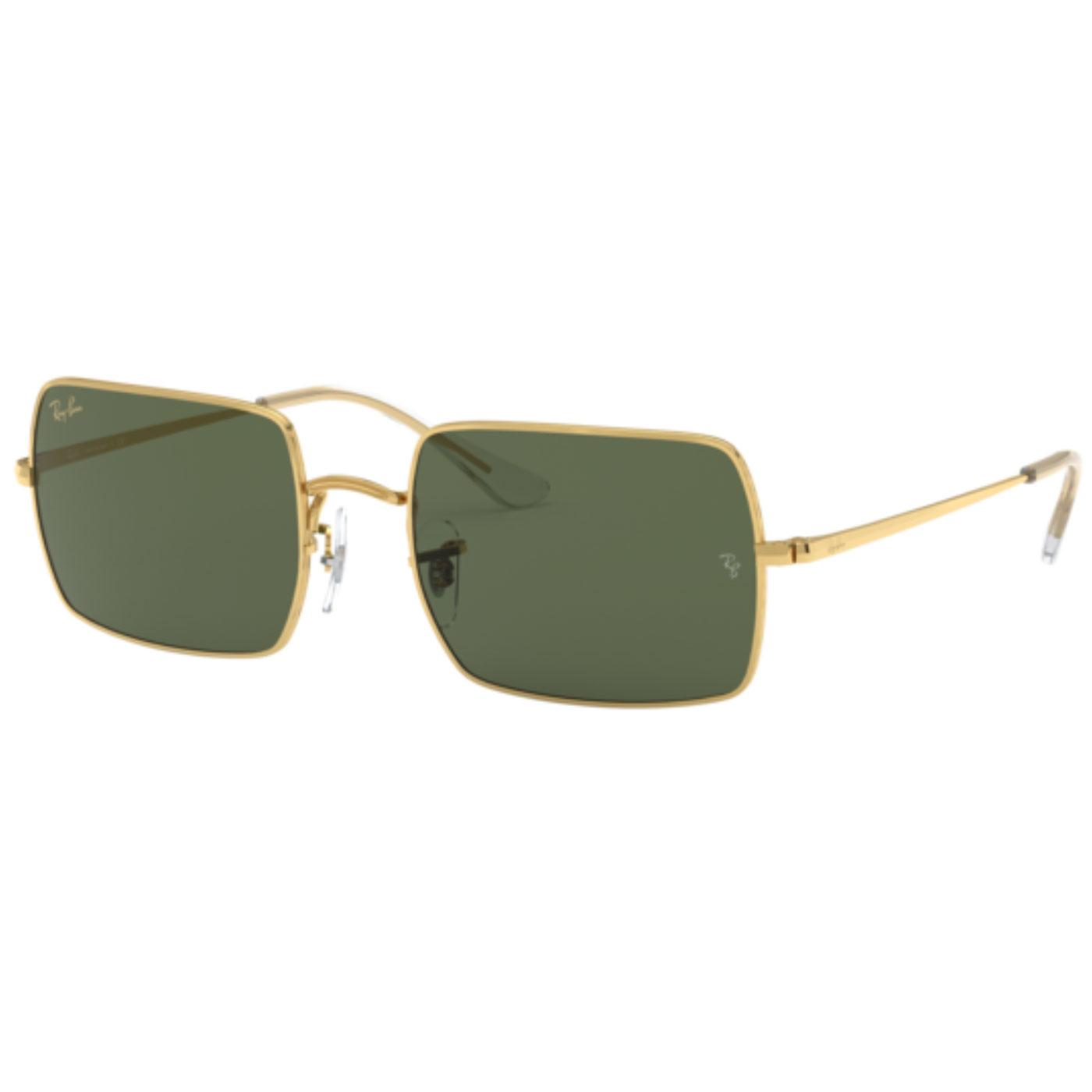 RAY-BAN RB1969 Legend Gold Rectangle Sunglasses