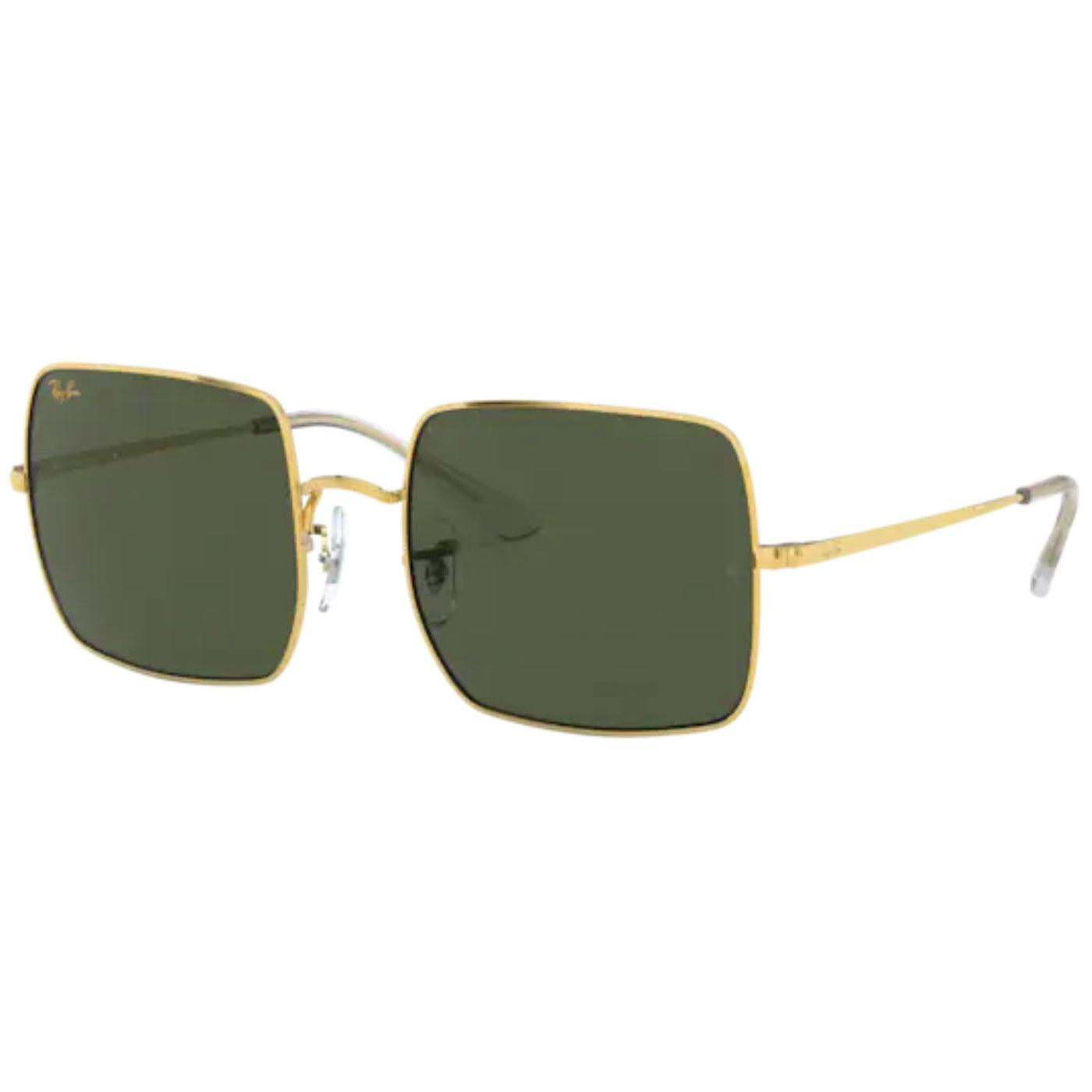 RAY-BAN RB1971 Legend Gold G-15 Square Sunglasses