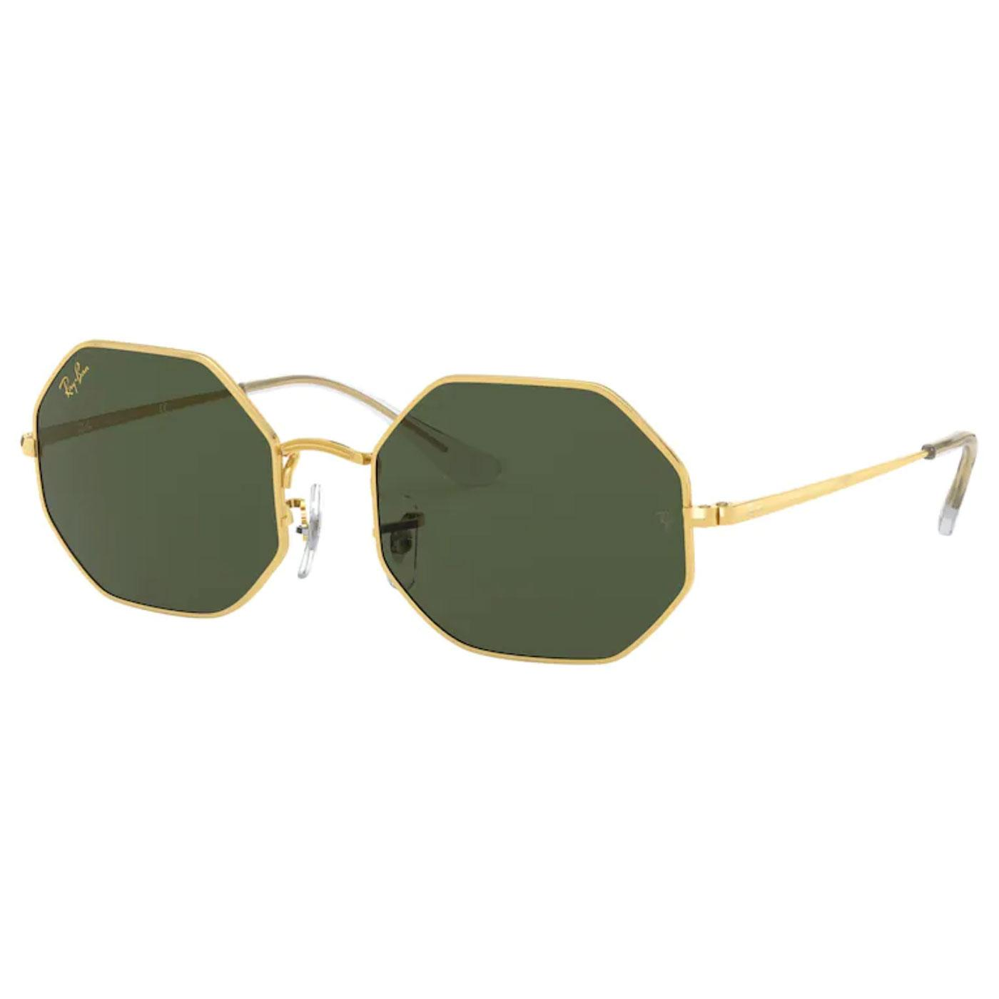 RAY-BAN RB1972 Mod Legend Gold Octagon Sunglasses