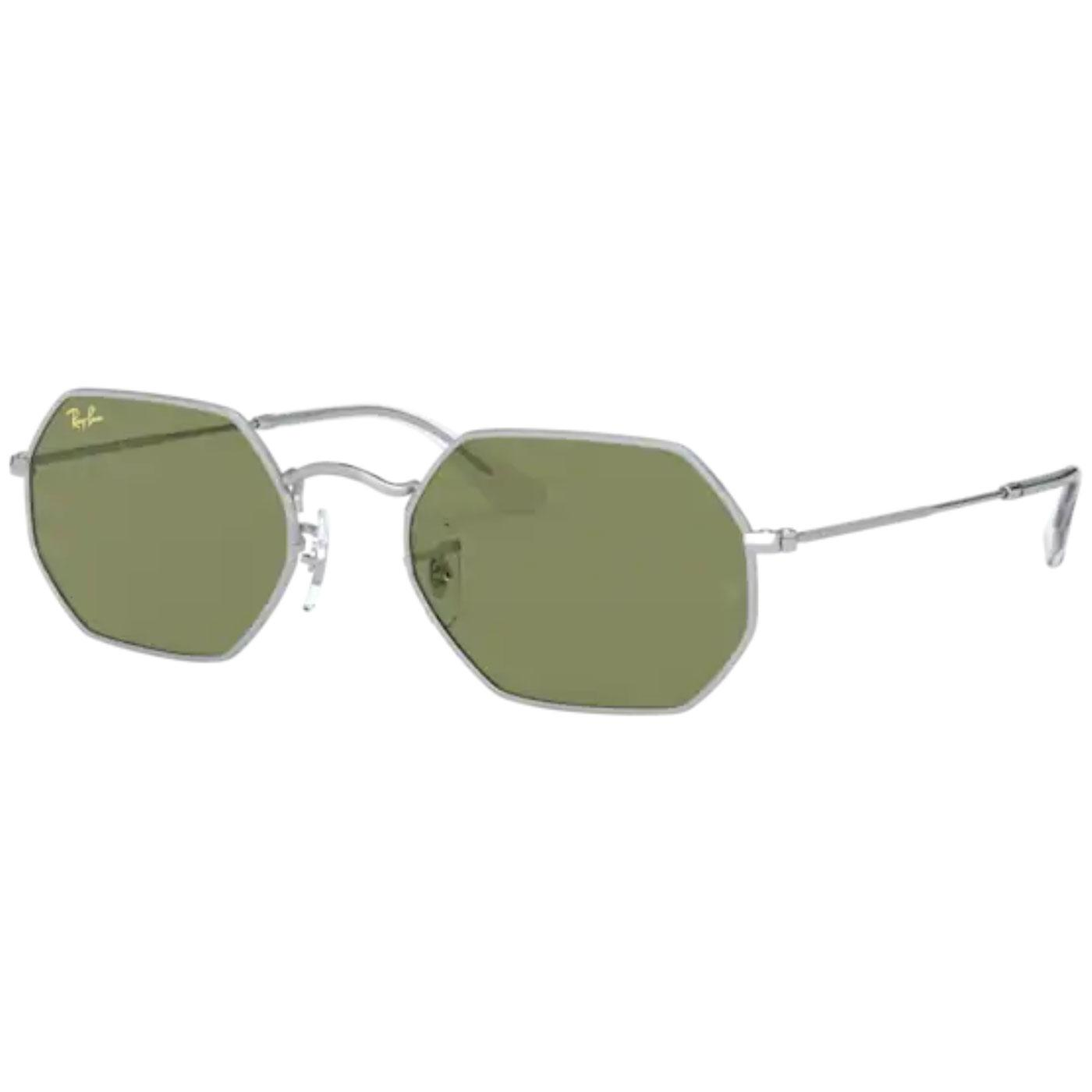 RAY-BAN RB3556 Octagon Legend Sunglasses (S/BG)