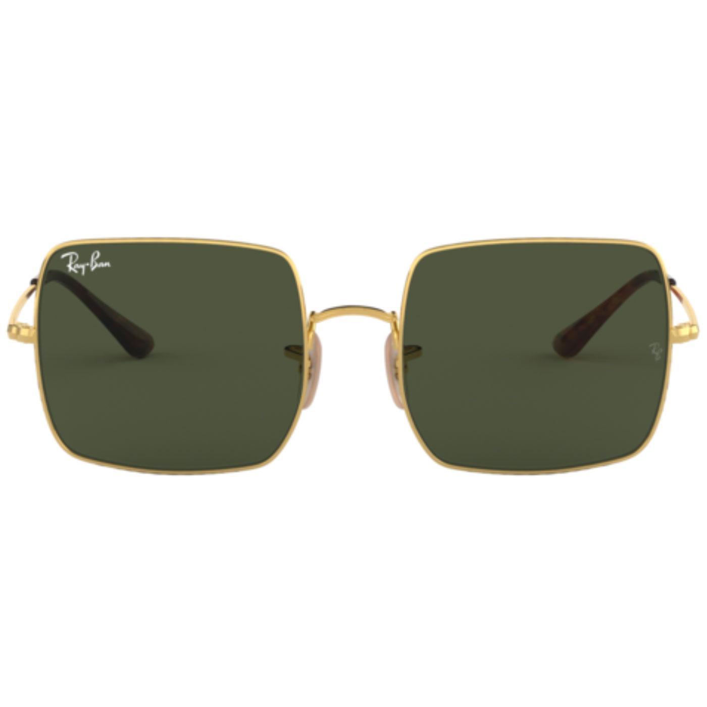 1971 Square RAY-BAN Retro 70s Square Sunglasses G