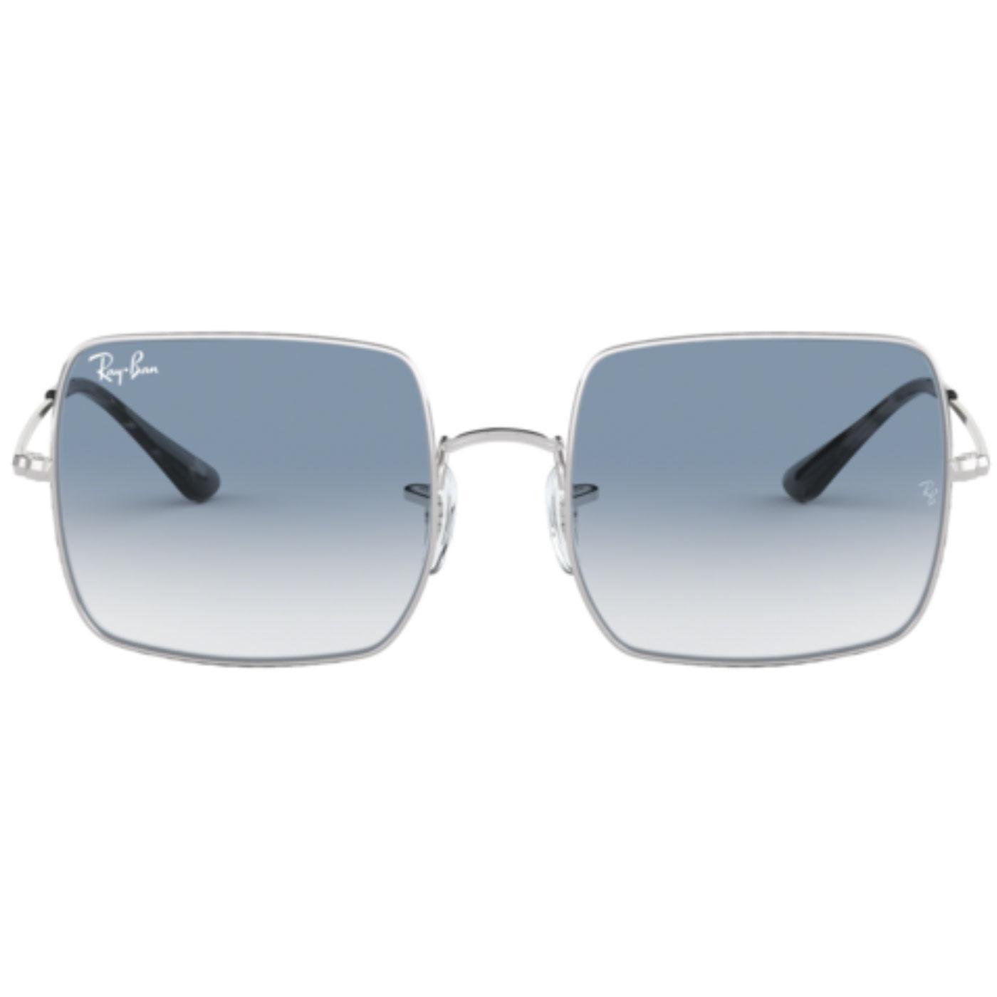 1971 Square RAY-BAN Retro 70s Square Sunglasses S