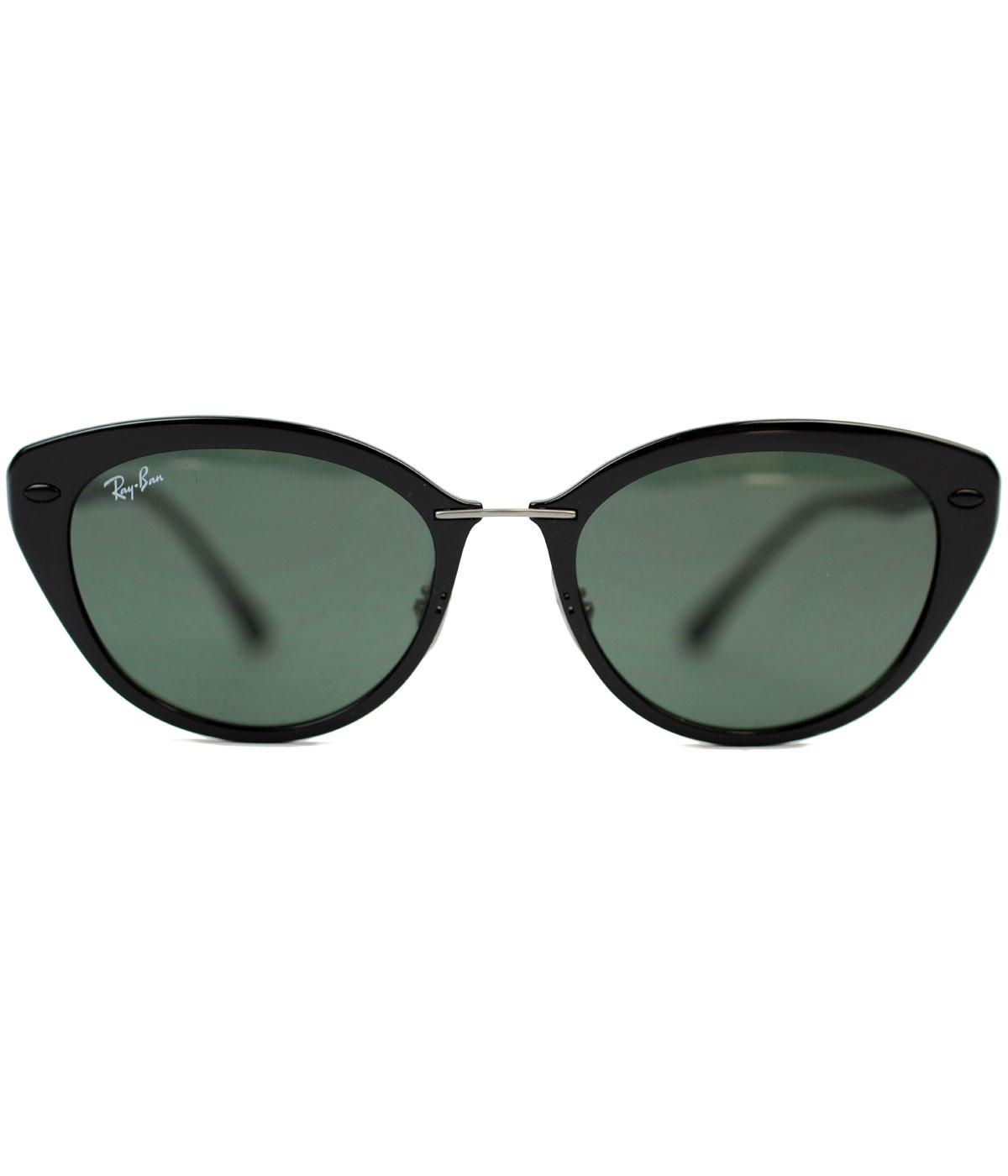 Catseye Tech RAY-BAN Retro Vintage 50s Sunglasses