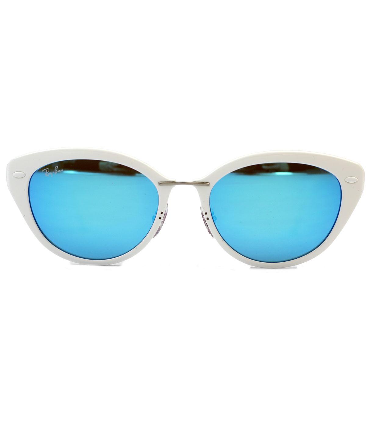 Catseye Tech RAY-BAN Retro Vintage 50s Sunglasses